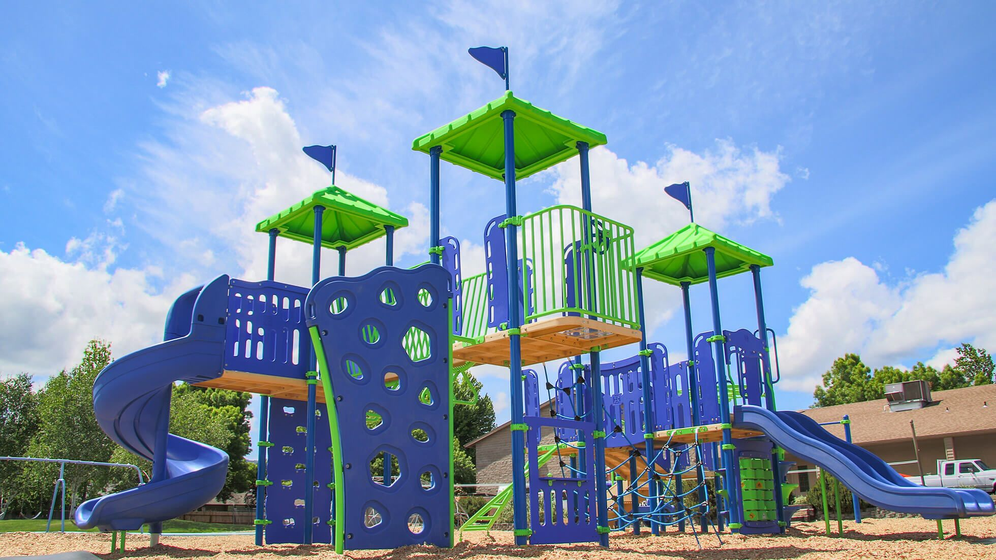 PlayWell Playgrounds